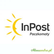 Dostawa do paczkomatu InPost (numer paczkomatu w komentarzu)