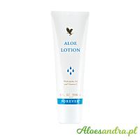 Aloe Lotion - balsam do twarzy i ciała