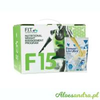 F15 waniliowy - program odchudzający + 15 min konsultacji dietetyka GRATIS!