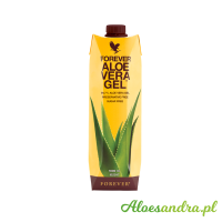Forever Aloe Vera Gel - sok z liści aloesu  z wit. C