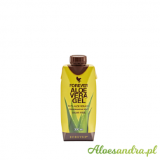 Forever Aloe Vera Gel Mini - mini sok z liści aloesu z wit. C