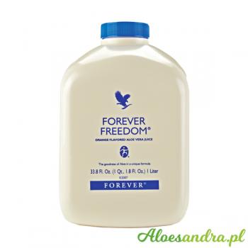 Forever Freedom - sok z liści aloesu z biosiarką