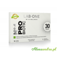 N°1 ProBiotic- 10 kapsułek - probiotyk nr 1 w Polsce