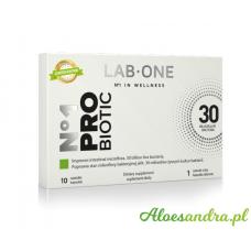 LabOne N°1 ProBiotic- 10 kapsułek - probiotyk nr 1 w Polsce