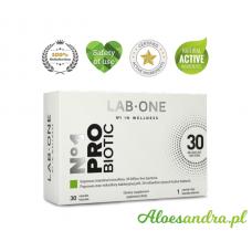 LabOne N°1 ProBiotic- 30 kapsułek - probiotyk nr 1 w Polsce