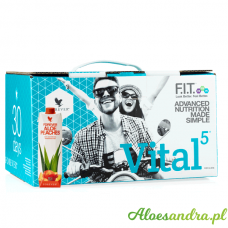 Vital 5 Forever Aloe Peaches