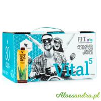 Vital 5 Forever Aloe Vera Gel - zaawansowane odżywanie + 15 min konsultacji dietetyka GRATIS!