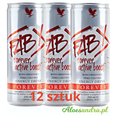 FAB X Forever Active Boost X - 12 szt